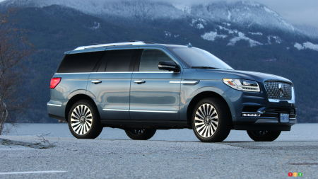 2018 Lincoln Navigator First Drive: Aluminum for the win