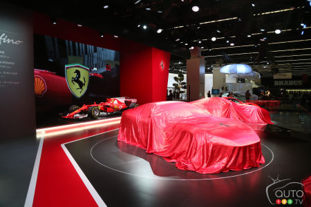 Hybrid Ferraris in 2019 and an SUV in 2020