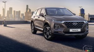 This is What the 2019 Hyundai Santa Fe Will Look Like!
