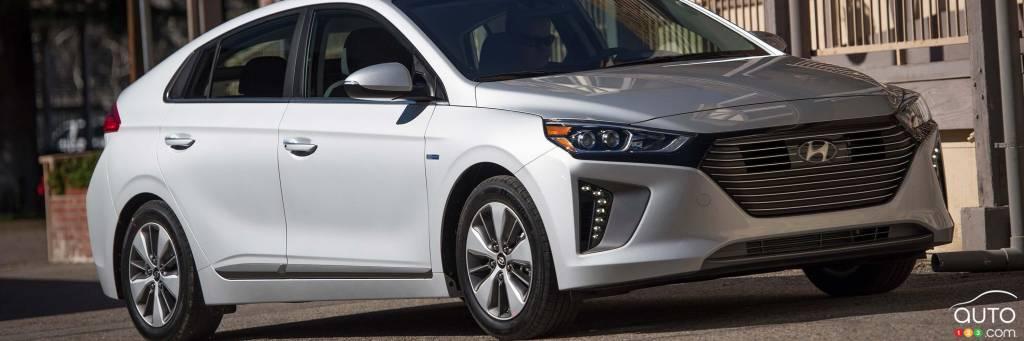 2018 Hyundai IONIQ Plug-In Hybrid: Effective Even in Winter