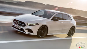 Small Mercedes-Benz A-Class Coming to Canada at Last