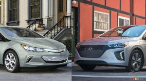 2018 Chevrolet Volt vs Hyundai IONIQ: What to Buy?