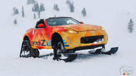 Check out These Two New Winter Tamers from Nissan!