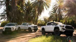 Chicago 2018: Toyota Unveils New 2019 TRD Pro Editions