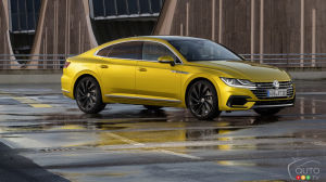 Chicago 2018: All-New 2019 Volkswagen Arteon Almost Here, Finally