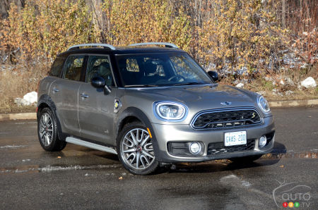 2018 Mini Cooper S E Countryman All4 Worth The Hybrid