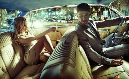 Canadians Lead Way for Intimacy in Cars!