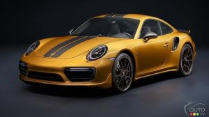 Toronto 2018: 5 Porsches Make Canadian Debut