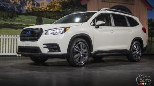 Toronto 2018: The 2019 Subaru Ascent is Here and We Now Know its Price