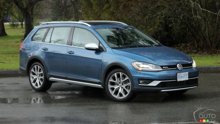 2018 Volkswagen Golf Alltrack: A Winning Wagon!