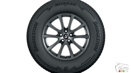 Bridgestone Blizzak LT: New Winter Tire for Heavy-Duty Trucks