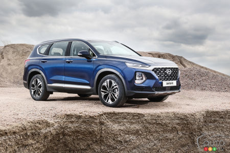 The All-New 2019 Hyundai Santa Fe is Here: We Have Full Details