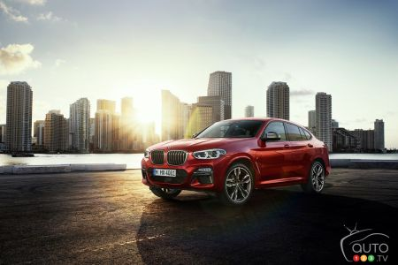 2019 Bmw X4 Overview Car News Auto123
