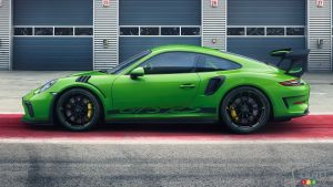 The New Porsche 911 GT3 RS in a Word: Spectacular!