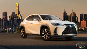 The all-new Lexus UX