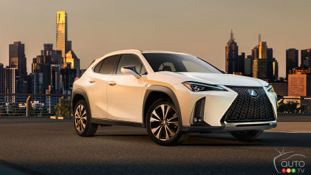 First Look at the Lexus UX, a New Luxury Subcompact SUV