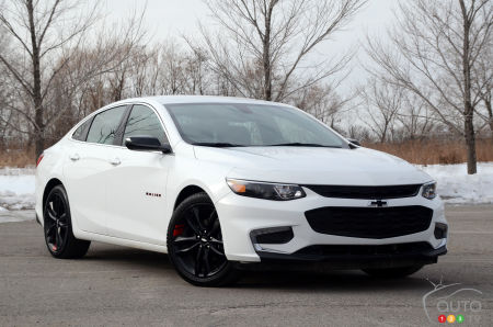 2018 Chevrolet Malibu: Hypnotized by the Redline?