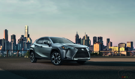 Geneva 2018: World Premiere for the Lexus UX Compact Crossover