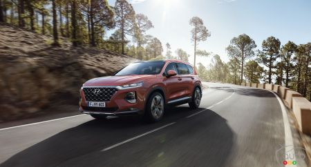 Geneva 2018: Hyundai Presents New Santa Fe, Kona Electric