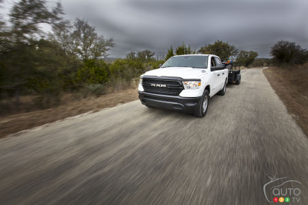 All-New 2019 RAM 1500 Tradesman Introduced