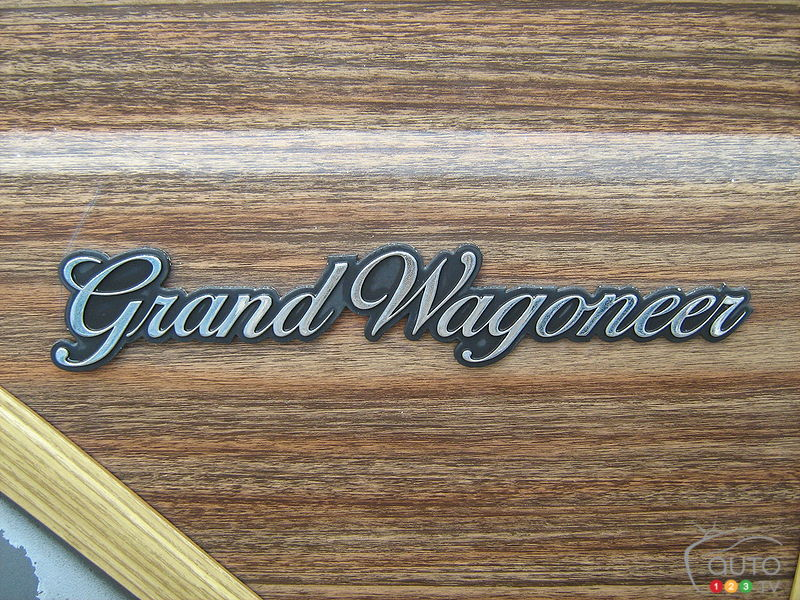 Jeep to Produce Luxury Edition of Reborn Grand Wagoneer