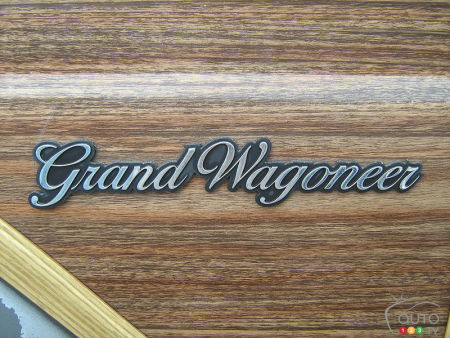 Version ultra luxe du Jeep Grand Wagoneer