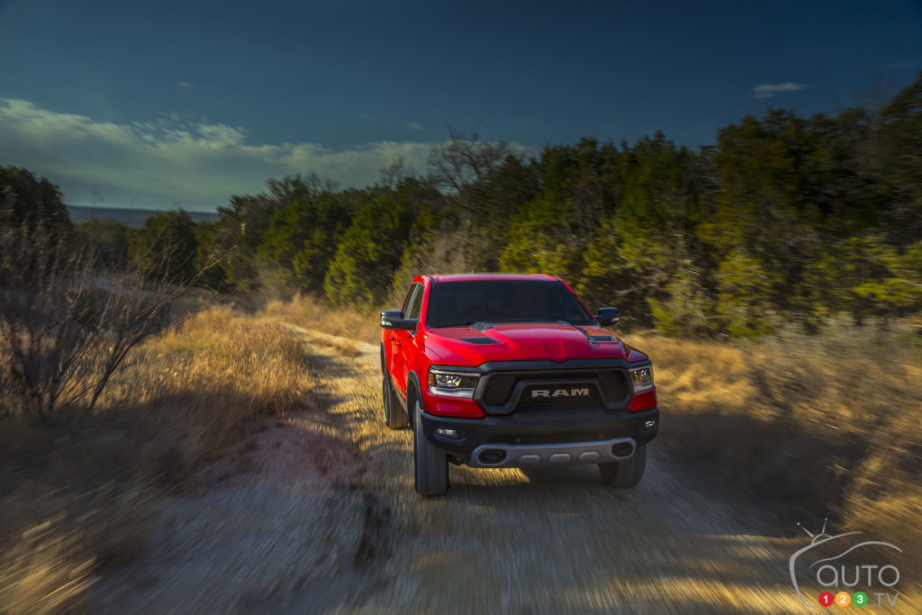 Pricing announced for 2019 RAM 1500