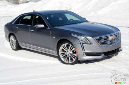 2018 Cadillac CT6: At the Wheel of a Car that Drives Itself
