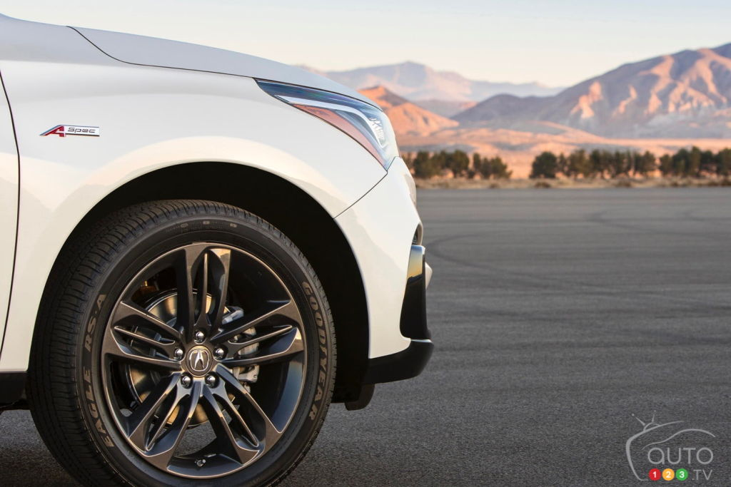 2019 Acura RDX Previewed Ahead of NYC World Debut