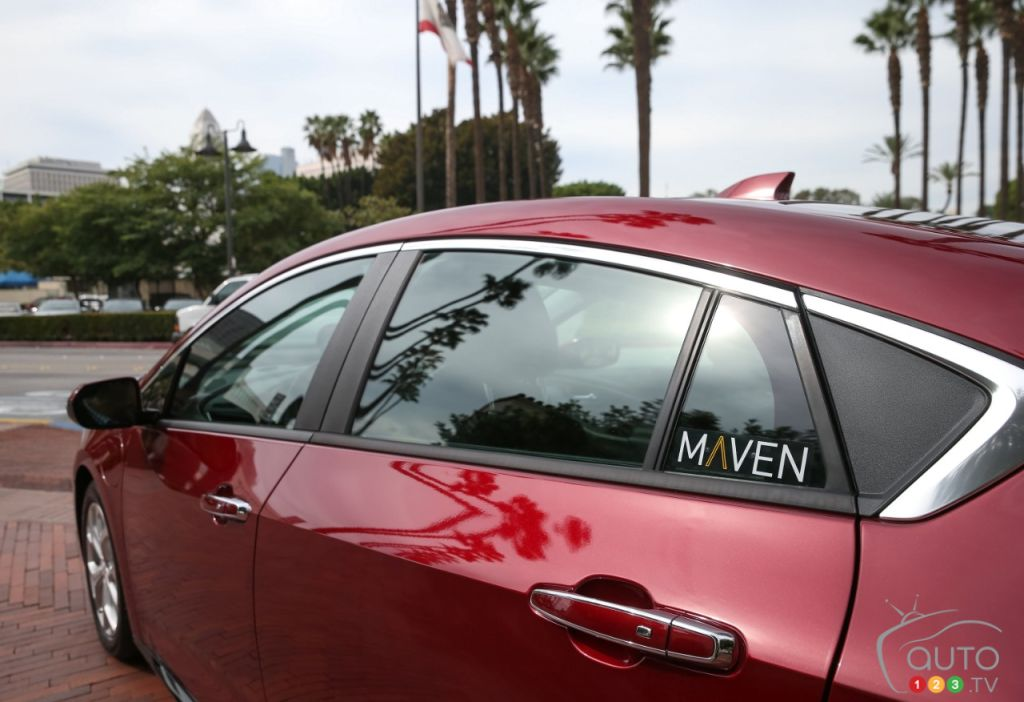GM Working on Car-Sharing Project