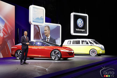 16 Volkswagen Plants to Produce Electric Cars by 2022