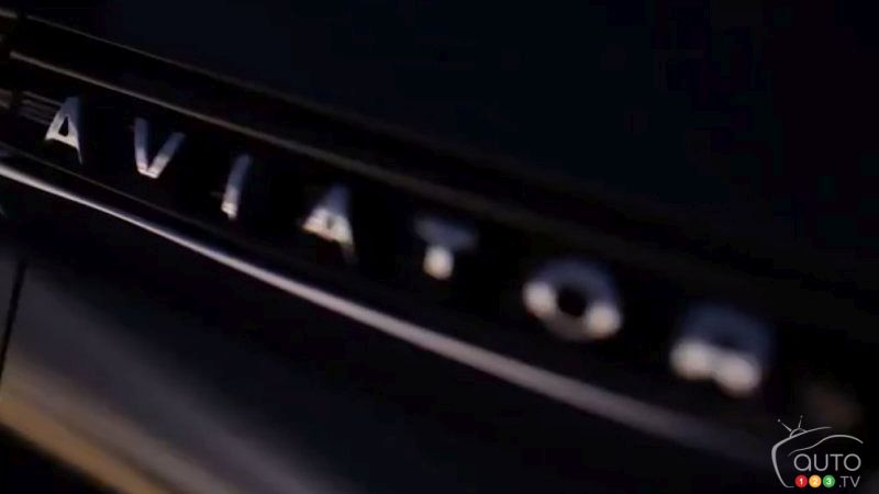 Lincoln previews new Aviator ahead of NY show
