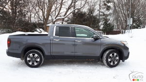 2018 Honda Ridgeline Review