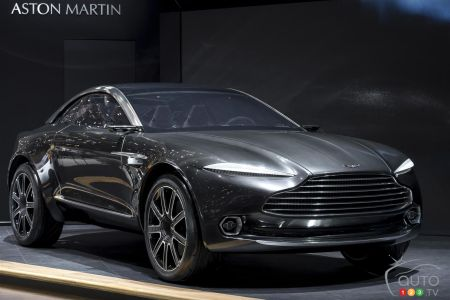 Aston Martin Said To Name Its SUV Varekai Car News Auto - Aston martin news