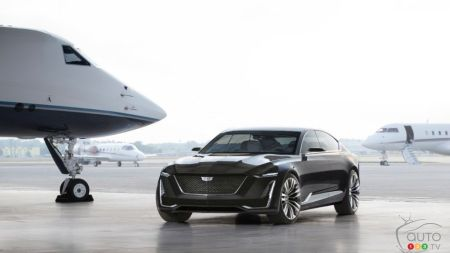 Cadillac Escala Headed for Production