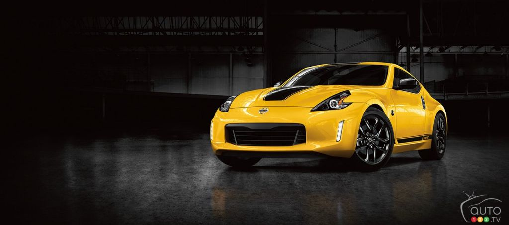 New Nissan Z For 2019?