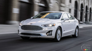 First Details on Smarter 2019 Ford Fusion