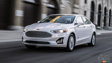 La Ford Fusion 2019 sera plus Intelligente et Autonome