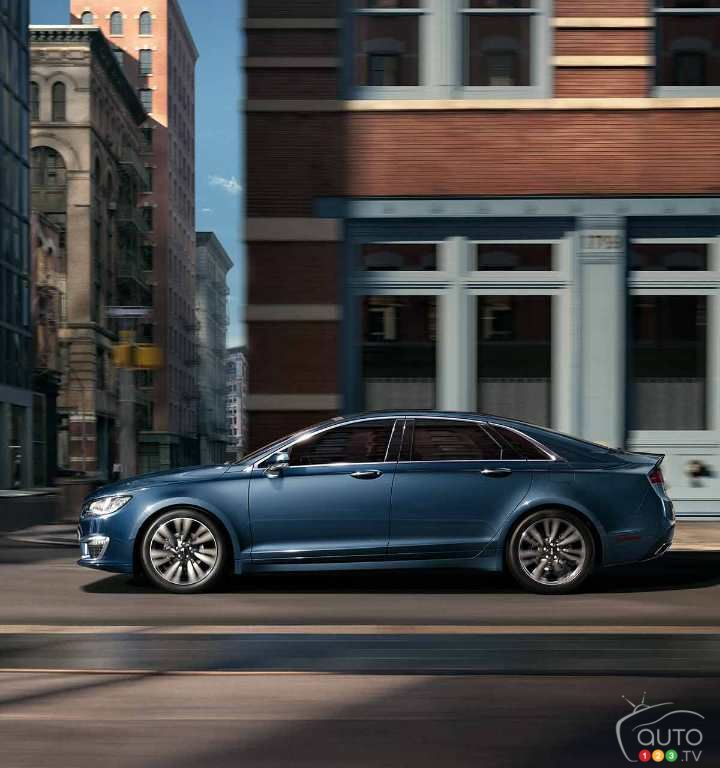 2018 Lincoln MKZ Review: Not (Quite) Your Daddy's Lincoln