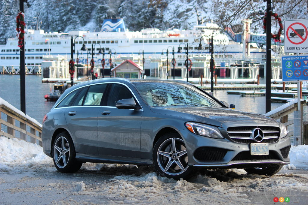 2018 Mercedes-Benz C300 Wagon Review: Crossover THIS!
