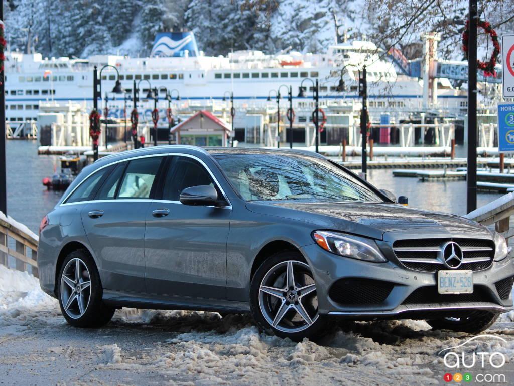 2018 Mercedes Benz C300 Wagon Review Car Reviews Auto123