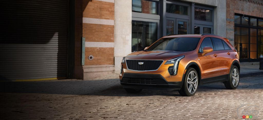 New York 2018: Cadillac Presents New XT4 Crossover