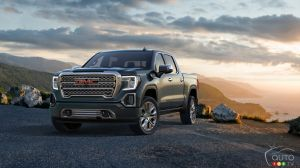 New York 2018: New 2019 GMC Sierra Debuts
