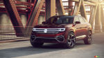 New York 2018 : 2 Prototypes de VW, la Atlas Cross Sport Concept et le Tanoak