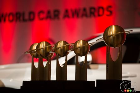 Volvo XC60 named 2018 World Car of the Year in New York