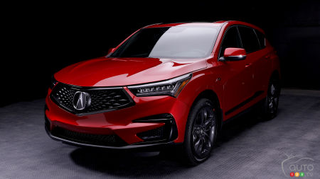 New York 2018: Acura rolls out the real-deal RDX