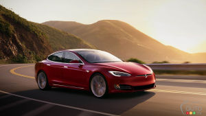 Tesla Recalls 123,000 Model S Cars