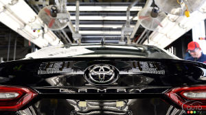 Unusual Recall Issued for the 2018 Toyota Camry