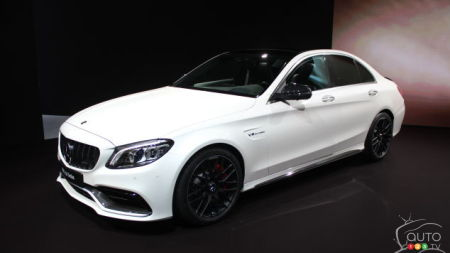 Next generation of Mercedes-AMG C63 to be a hybrid