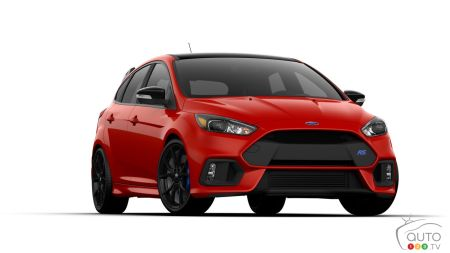 Ford Working on 400-hp Focus RS for 2020